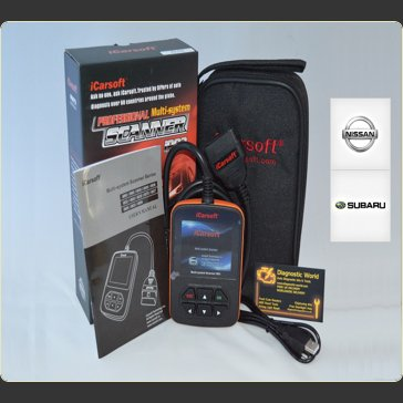 Nissan, Subaru & Infiniti iCarsoft i903 Multi System Diagnostic Tool