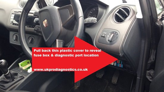 Seat ibiza fuse box location wiring diagram images