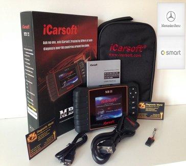 mercedes sprinter smart icarsoft mb ii multi system. Black Bedroom Furniture Sets. Home Design Ideas
