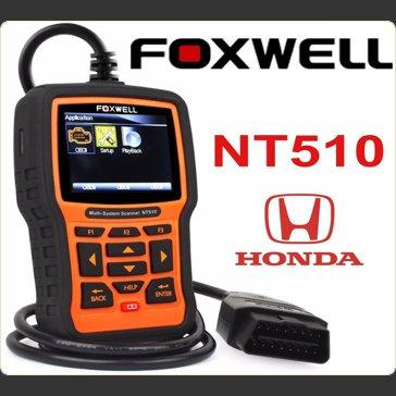 Honda Multi System Diagnostic Kit - Foxwell NT510 (Engine, ABS