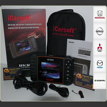 Honda, Nissan, Mitsubishi, Subaru & Mazda iCarsoft HNM II