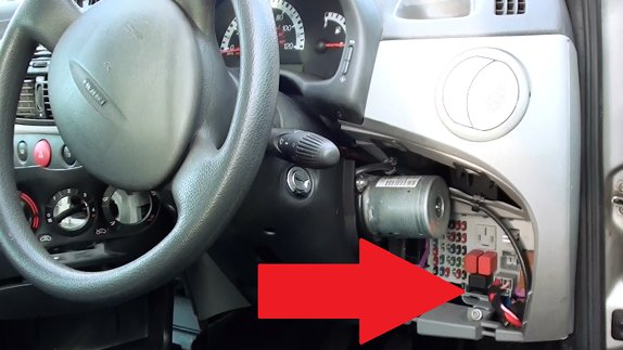 Fiat Punto Mk2 Diagnostic Port Locationrhukprodiagnosticscouk: Fiat Obd2 Plug Location At Elf-jo.com